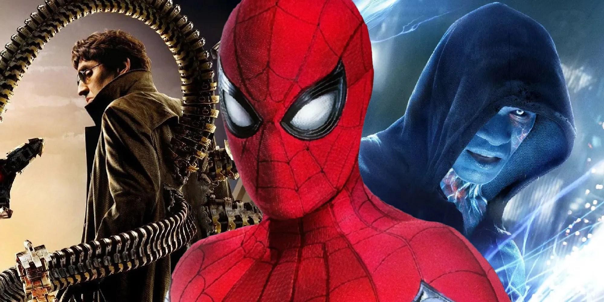Sony annonce un cross-over entre Spider-Man et Venom après No Way Home #4