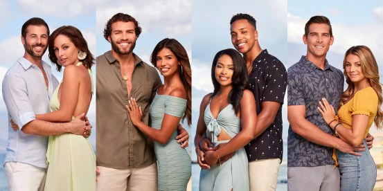 How long the actors stay on the island (and how the bedrooms work)