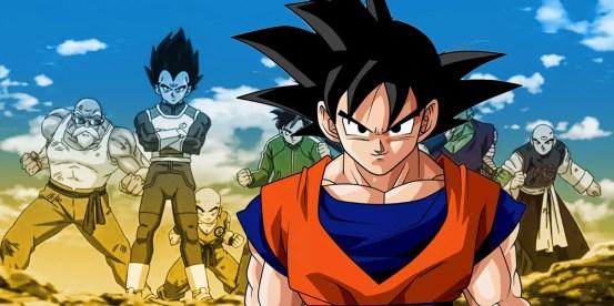 Every Z-warrior is stronger than DBZ's Goku