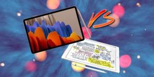 Samsung or Apple best for a tablet under $ 650?