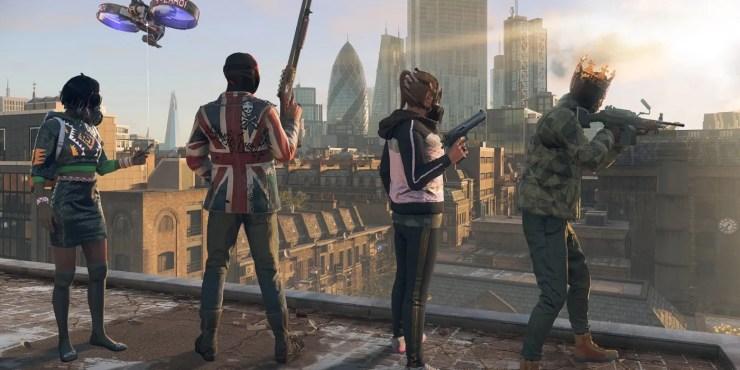 Watch Dogs: Legion fecha modo multijugador en línea