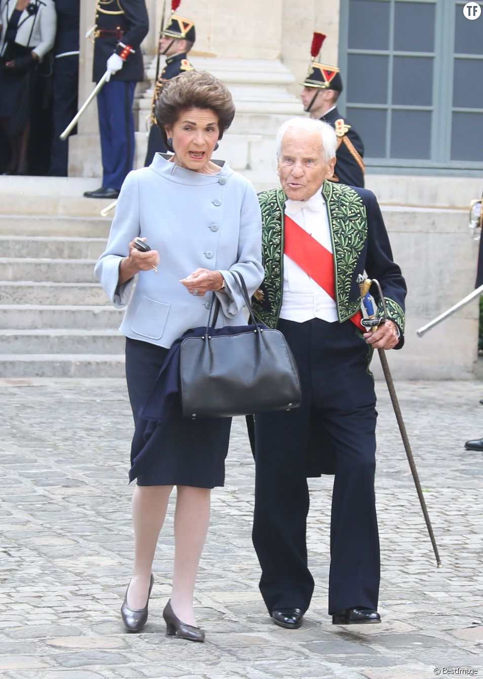 Qui Est La Femme De Jean D Ormesson : femme, ormesson, D'Ormesson, Françoise, Béghin,, Femme, Terrafemina