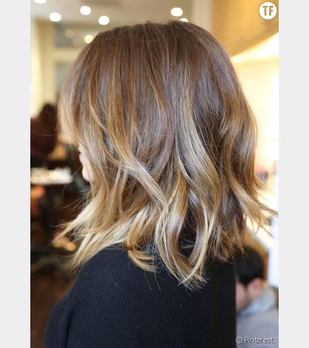 Tendance coiffure : le carré long