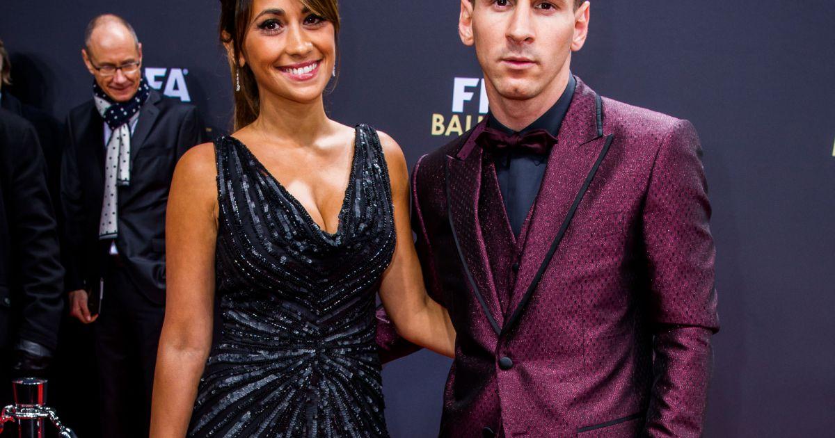 Lionel Messi Qui Est Sa Compagne Antonella Roccuzzo