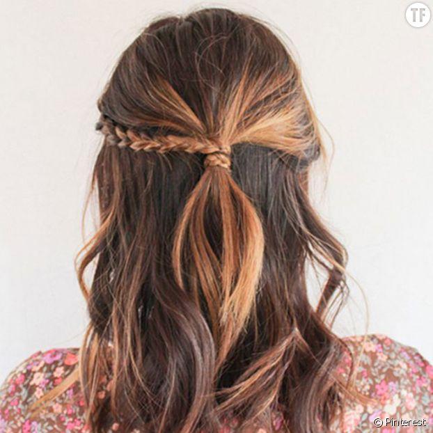 12 coiffures bohemes pour un printemps