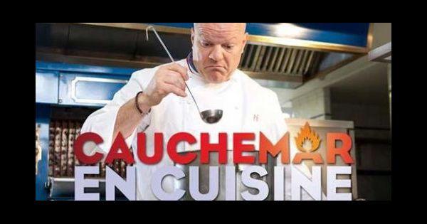 Mobilier table Cauchemar en cuisine etchebest replay
