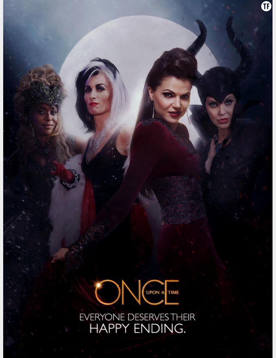 Once Upon A Time Saison 5 Streaming : saison, streaming, Saison, L'épisode, Dévoile, Terrafemina