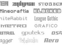 Textcraft: Text & logo maker - Minecraft, 8-bit styles and ...