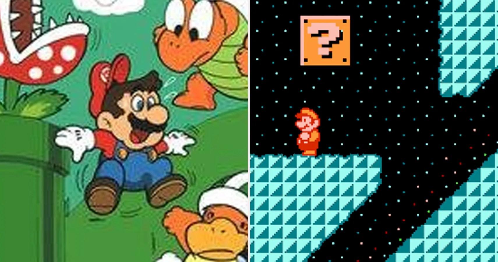 Super Mario Bros. 3: Crazy Things You Had No Idea About