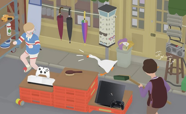 Untitled Goose Game To Be Released On Playstation 4 Xbox One