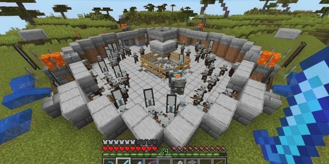 Minecraft: 17 Best Farms For XP