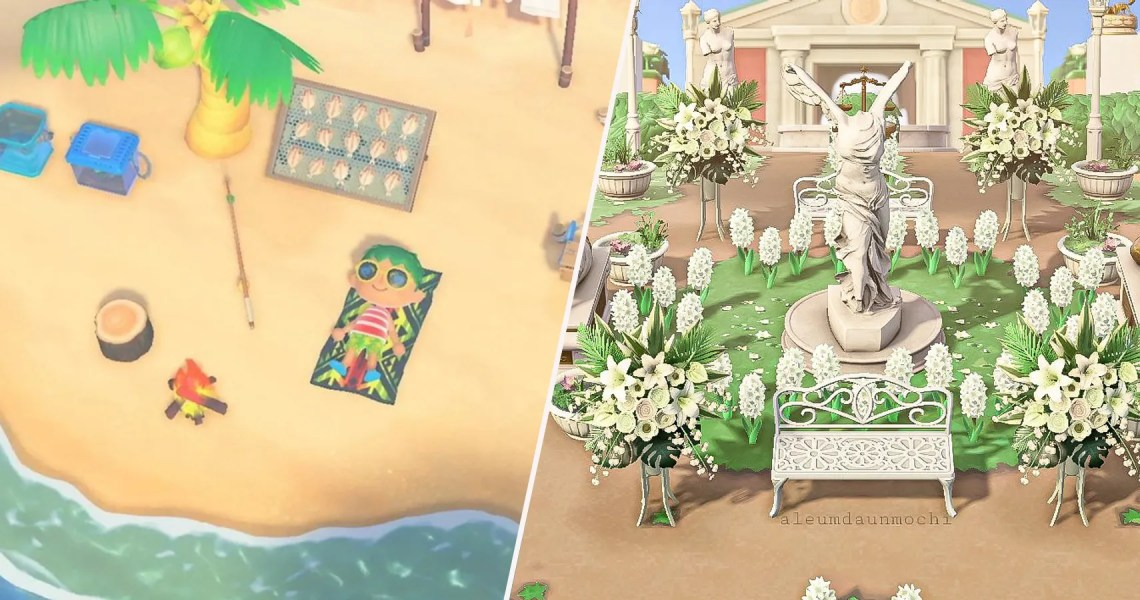 Animal Crossing New Horizons 18 Cool Design Ideas For Your Island