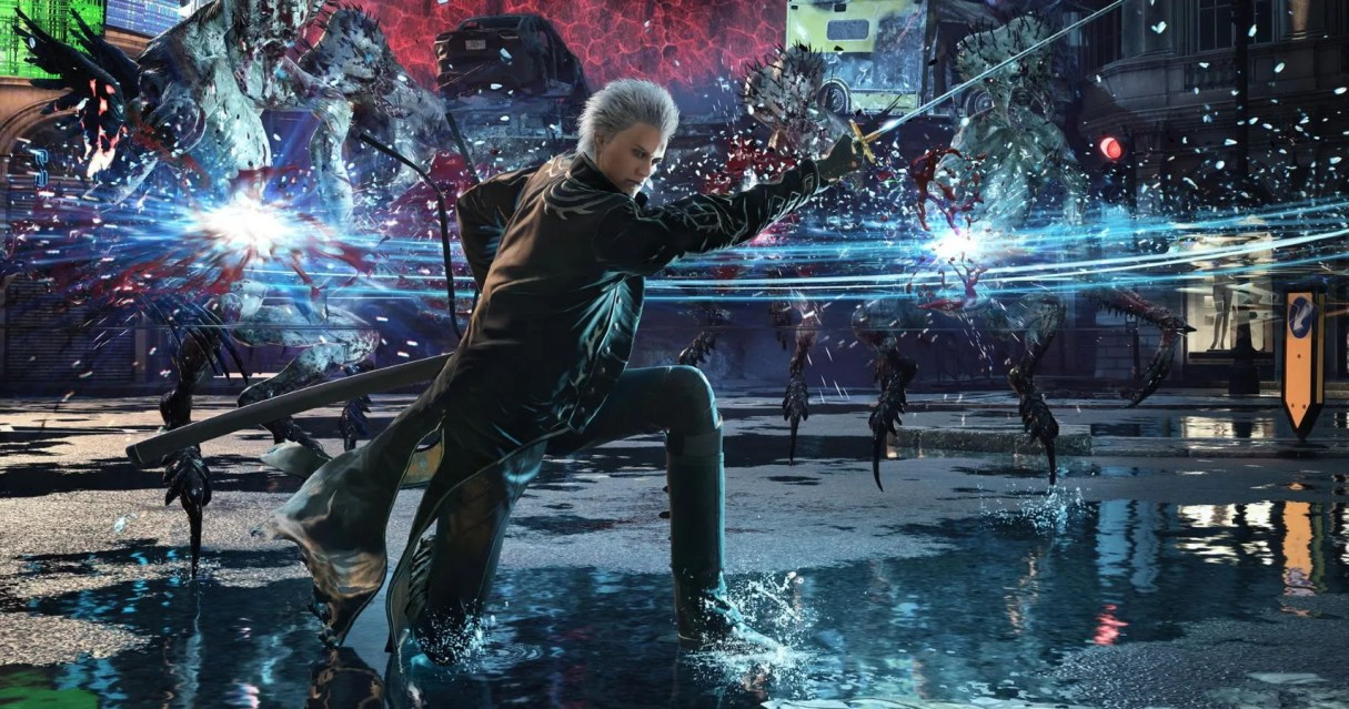 Devil May Cry 5 Special Edition Launches Nov 10 Digitally And Dec 1  Physically