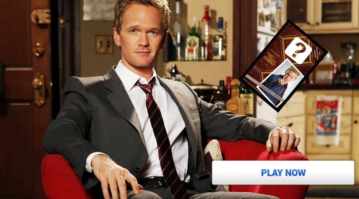 Barney Stinson Resume If You Score Higher Than 75 Barney Stinson Is Your Man Crush