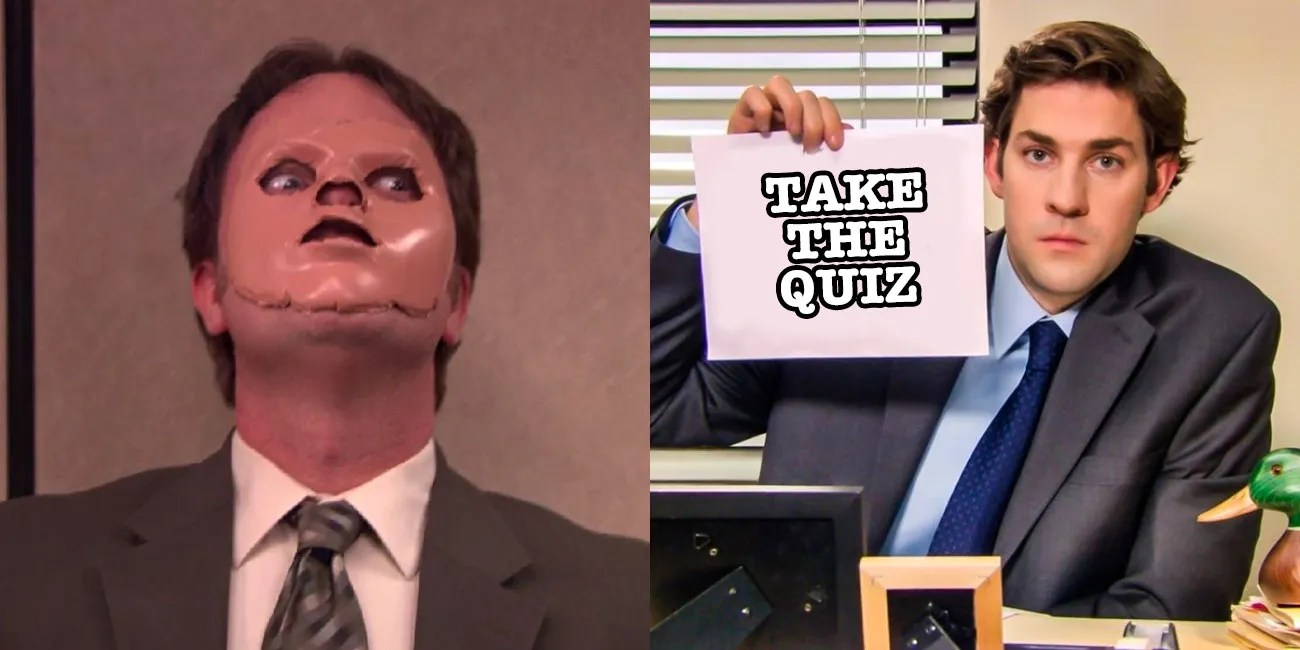 Did It Happen To Dwight Or Jim? Thequiz