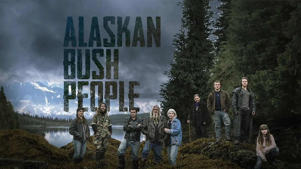 Alaskan Bush People Fake Reality TV