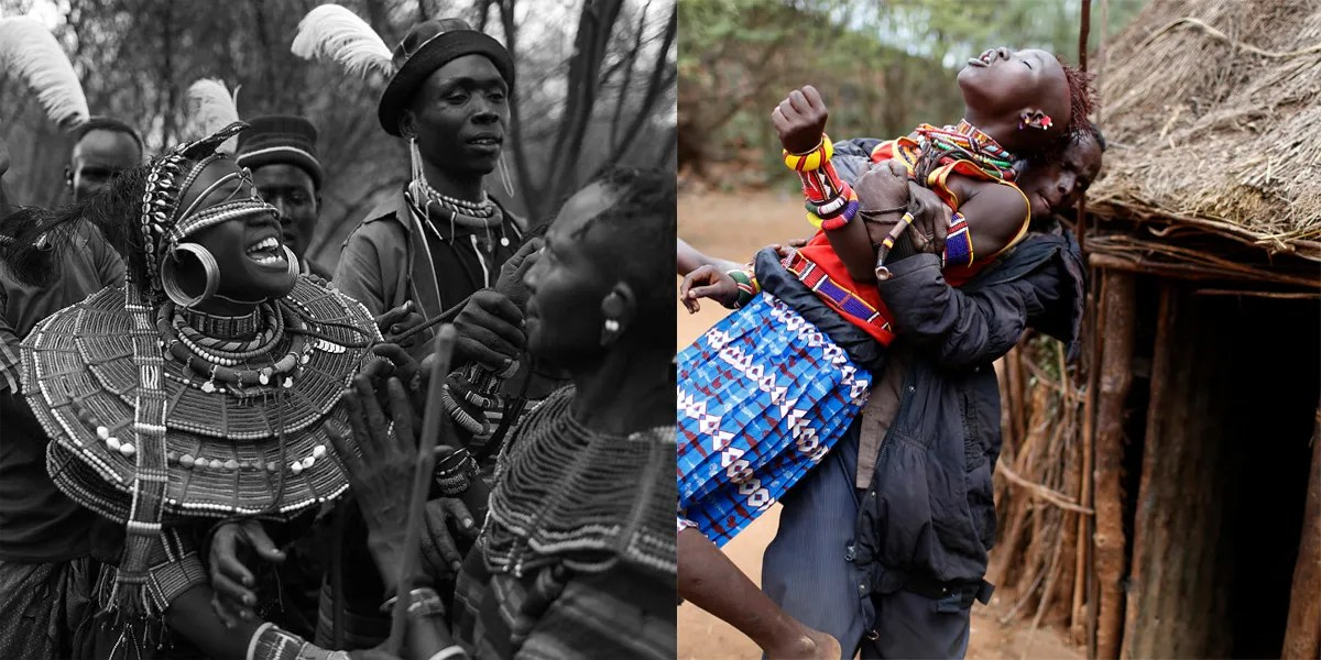 15 African Wedding Night Rituals That Are Creepy AF