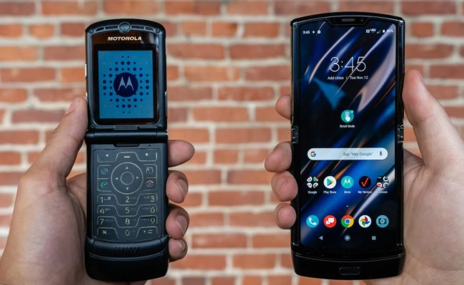 The Motorola Razr Is Coming Back As A Foldable Android