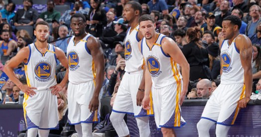 5 Reasons The Golden State Warriors Won't Lose | TheSportster