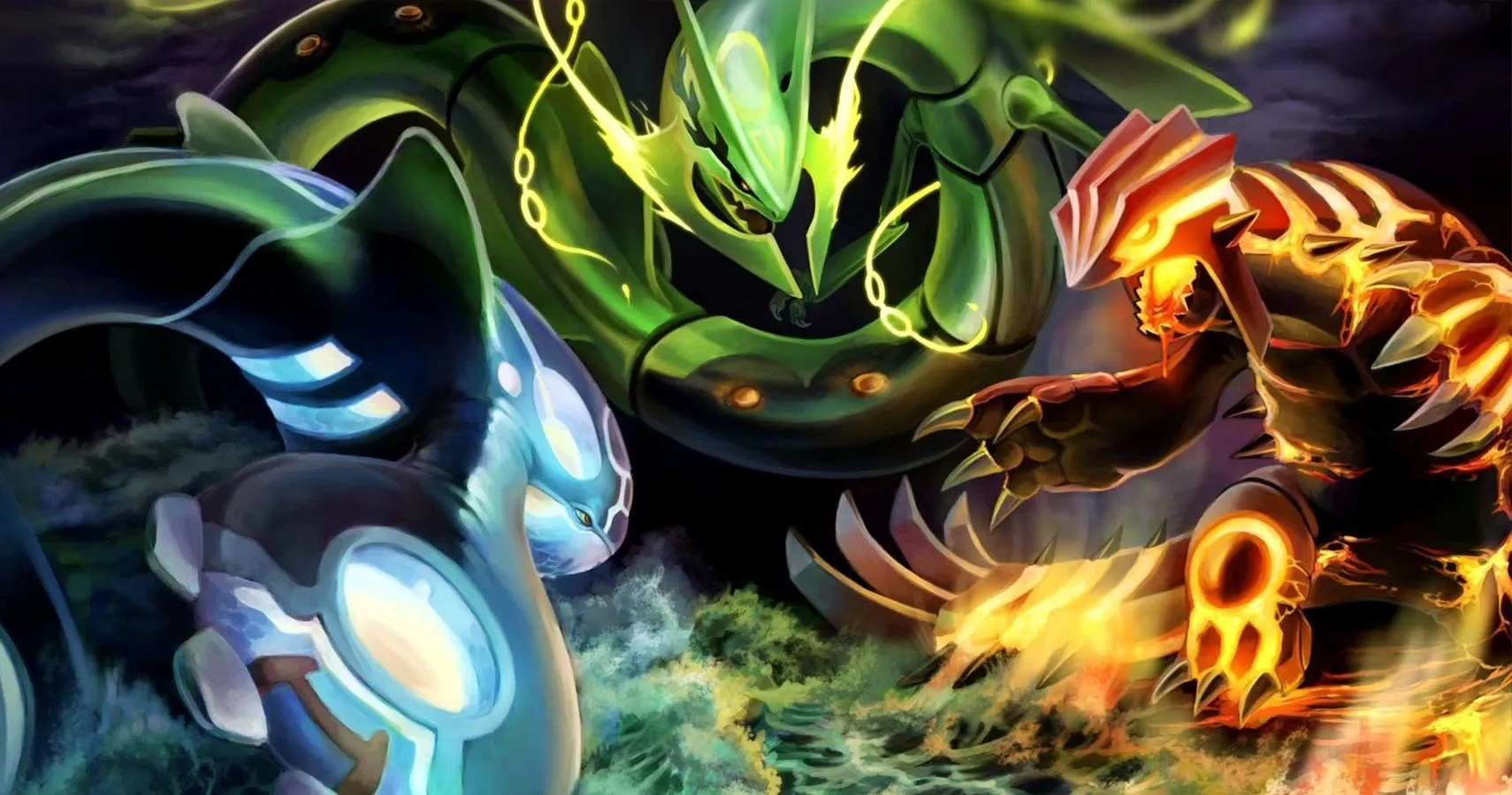 Ranking The Top 15 Legendary Pokemon From Least To Most Powerful