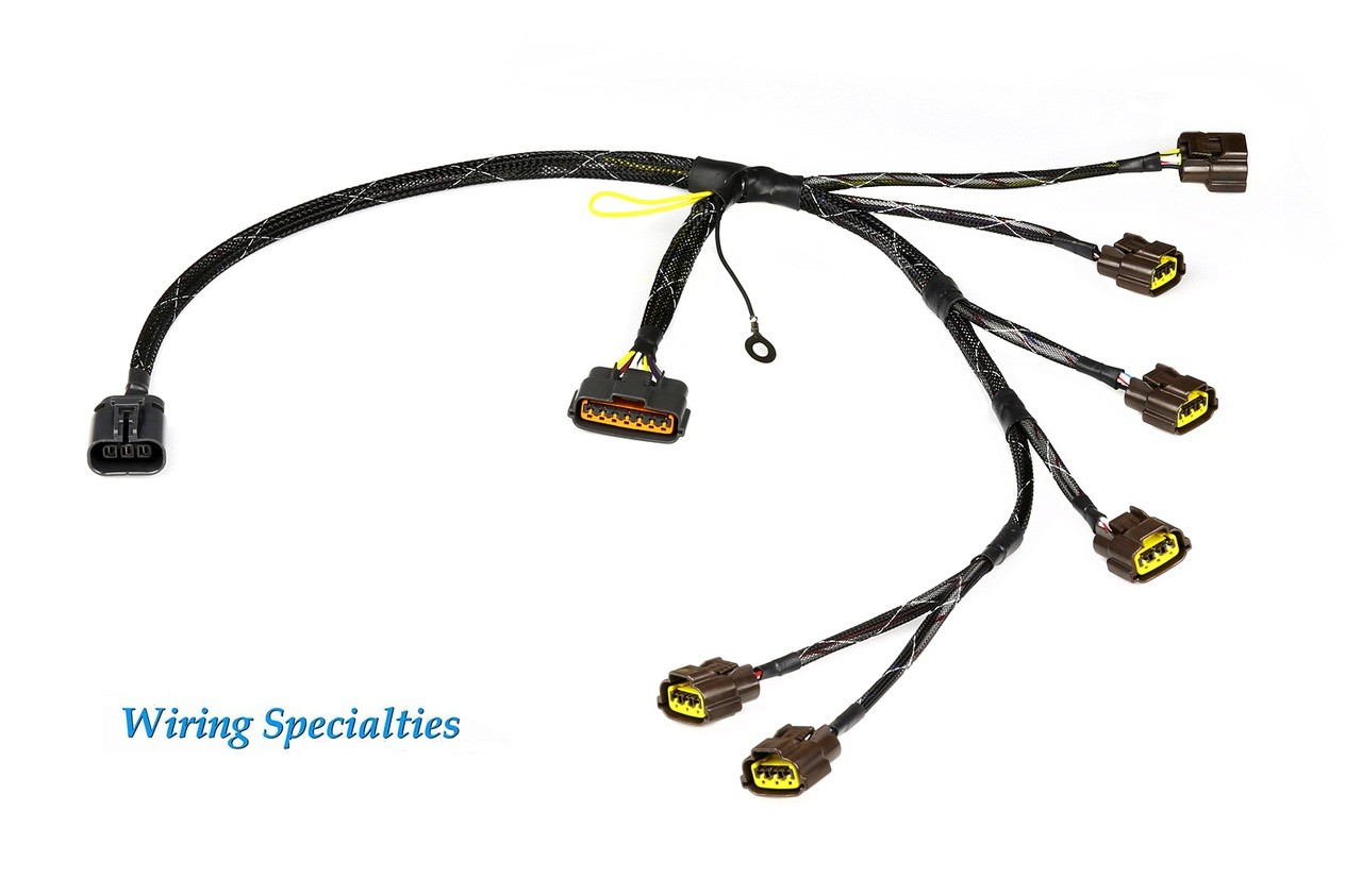 R32 Wiring Specialties Coil Pack Harness