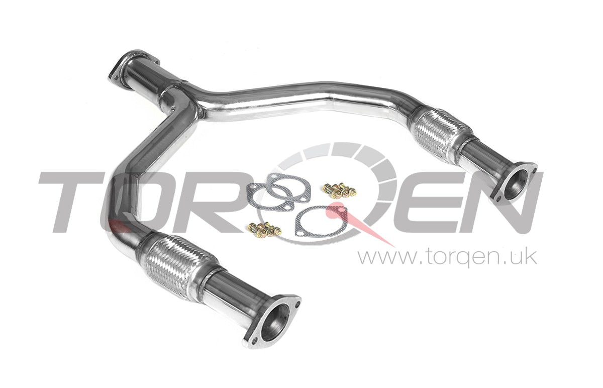 370z Top Speed Pro 1 Y Pipe