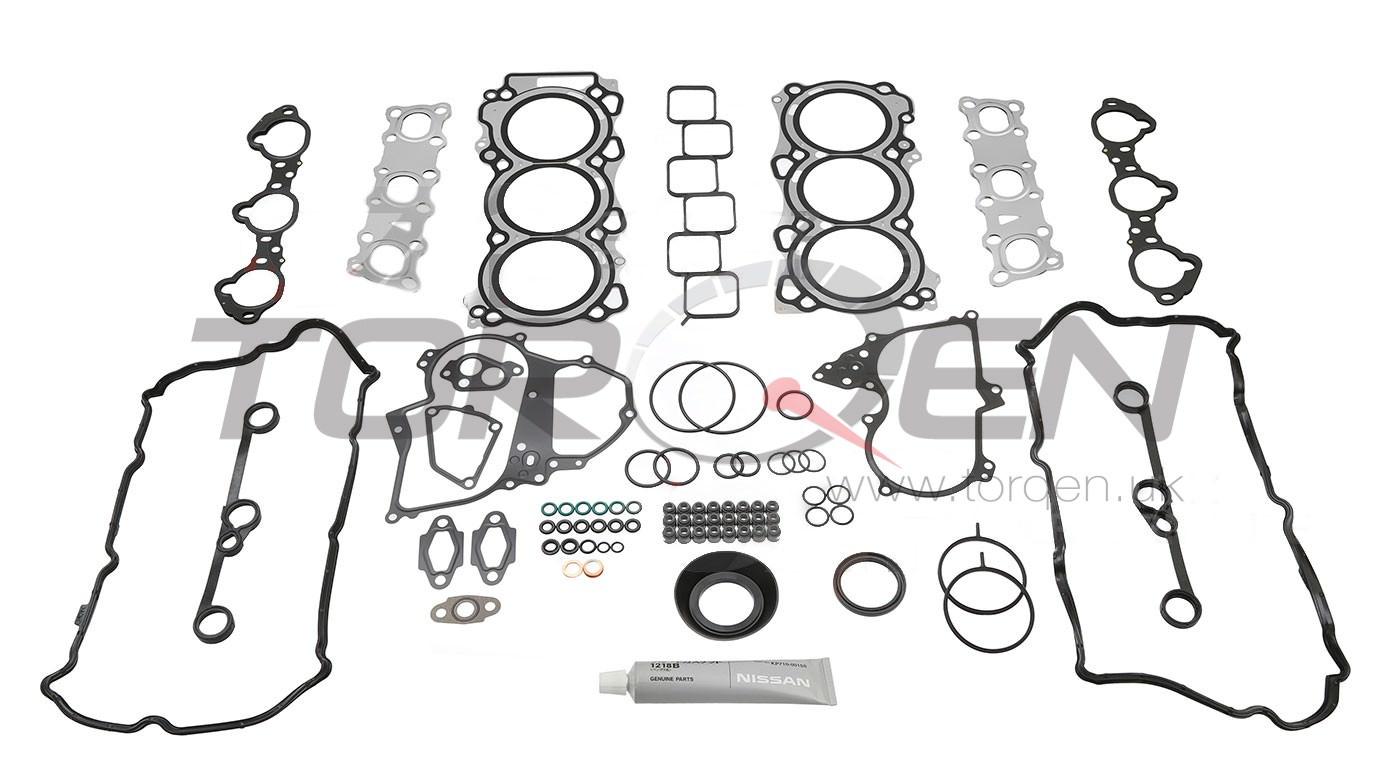 370z Nissan Oem Engine Gasket Repair Kit