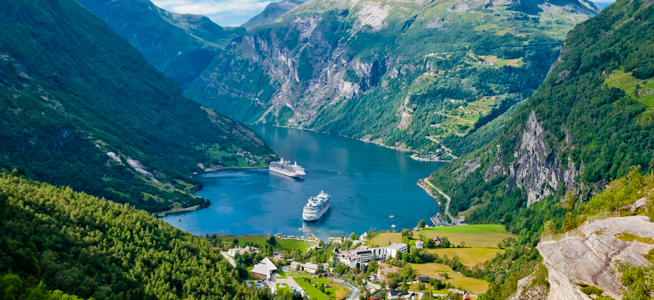 Image result for cruise the fjords