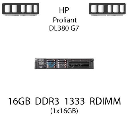 Pamięć RAM 16GB DDR3 dedykowana do serwera HP ProLiant