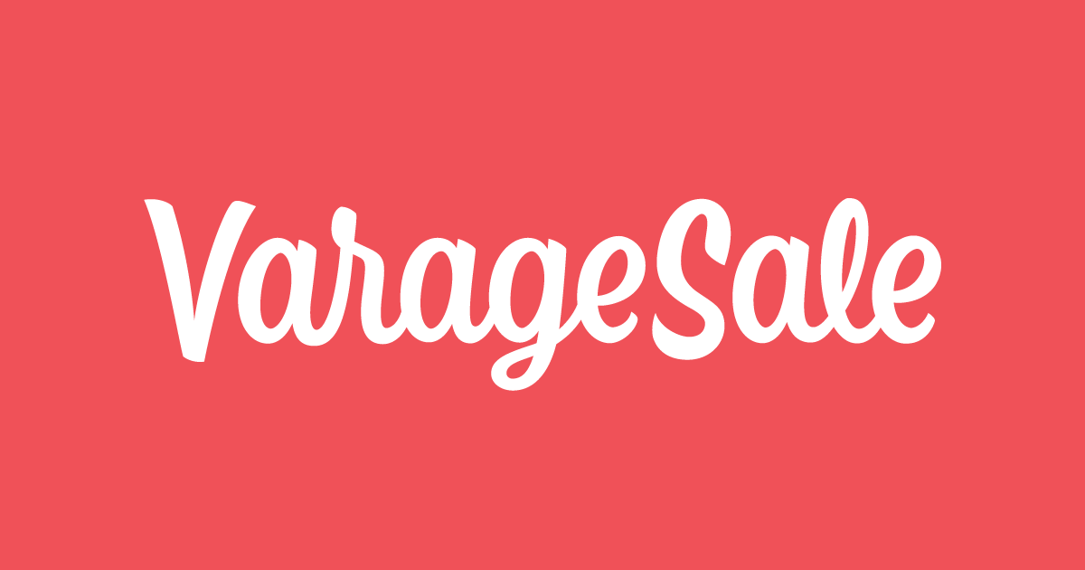 VarageSale Your Online Garage Sale  Buy and Sell Locally