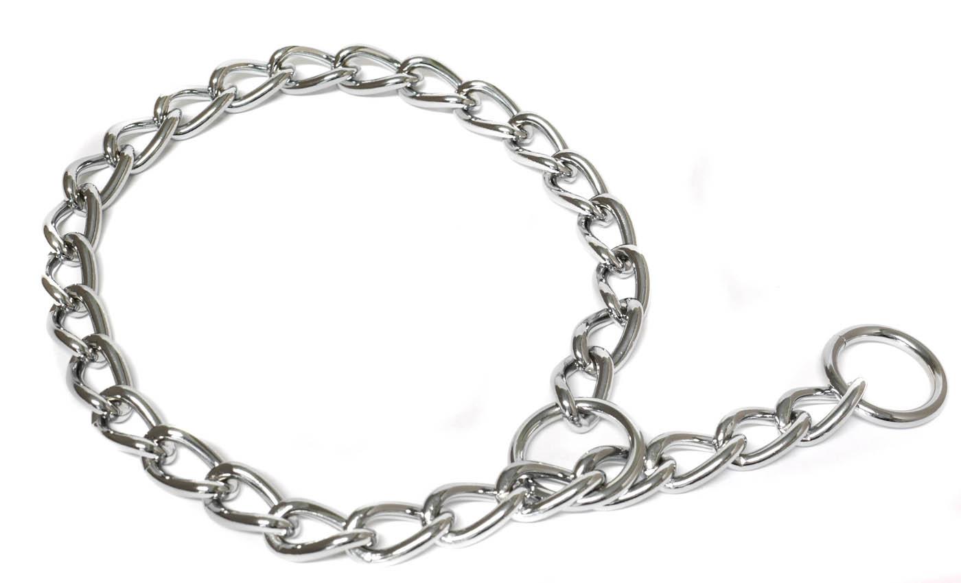 Ancol Chain Dog Collars