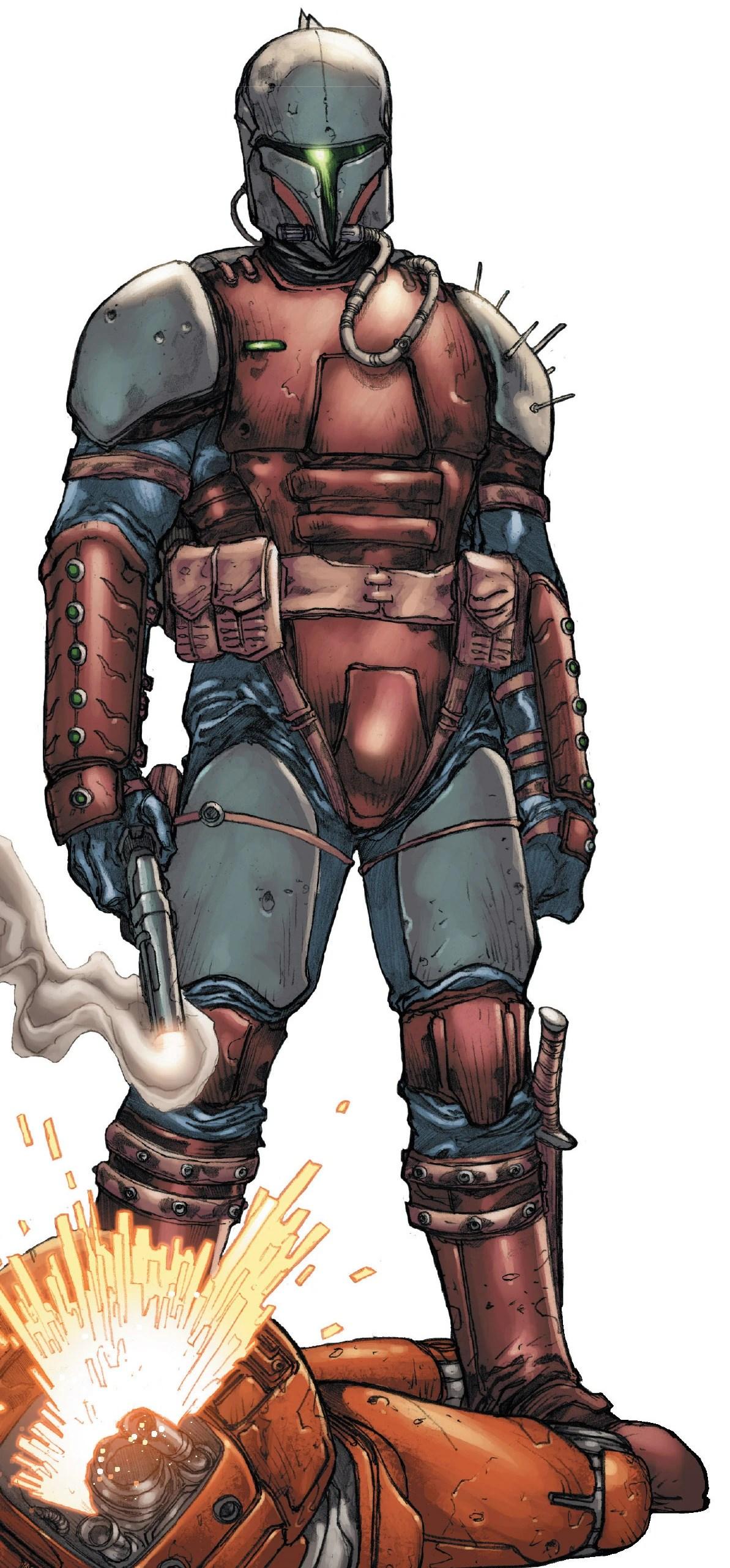 Mandalorian Star Wars Armor