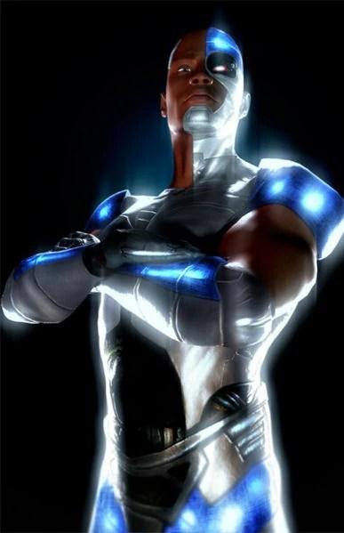 Titans Wallpaper Iphone Cyborg Batman Wiki