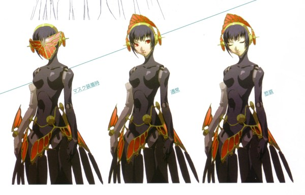20 Athena Persona 3 Pictures And Ideas On Meta Networks