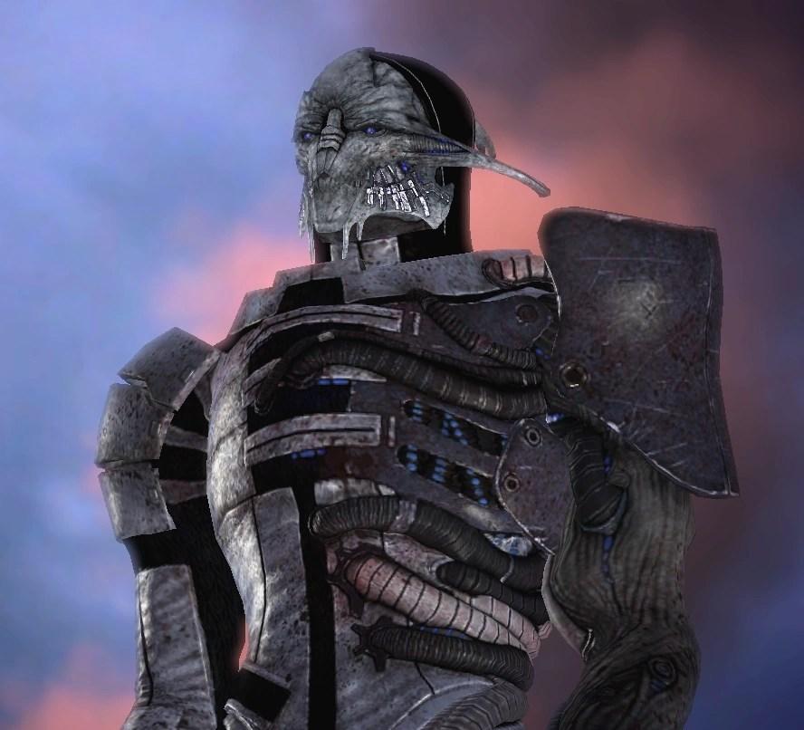 Saren Arterius - Mass Effect Wiki - Mass Effect Mass ...