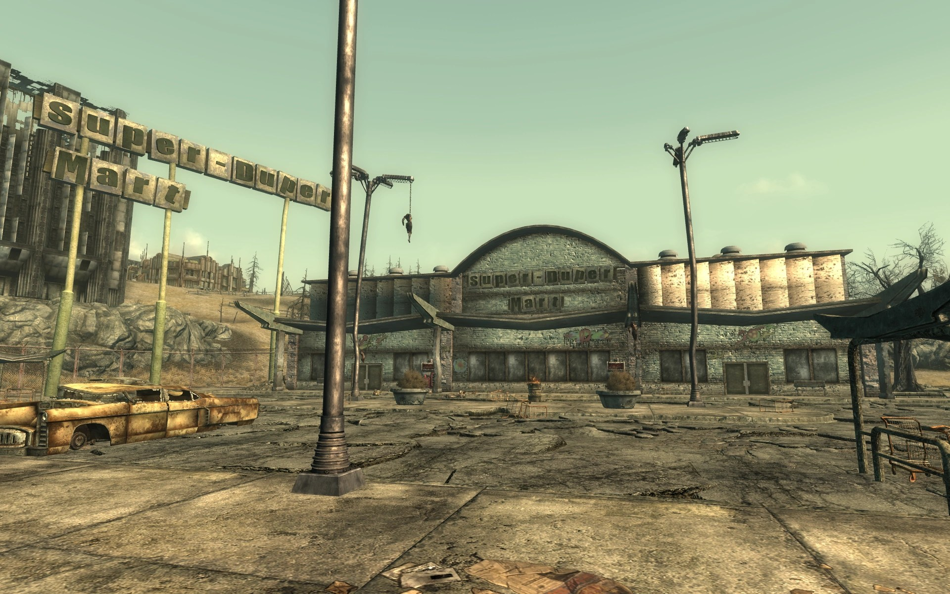 Wallpaper Removal Post Falls Super Duper Mart The Fallout Wiki Fallout New Vegas
