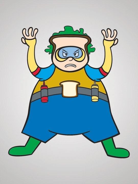 Chuck the Evil SandwichMaking Guy WordGirl Wiki