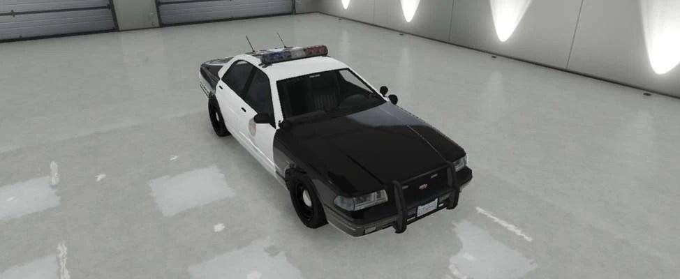 Police Stanier