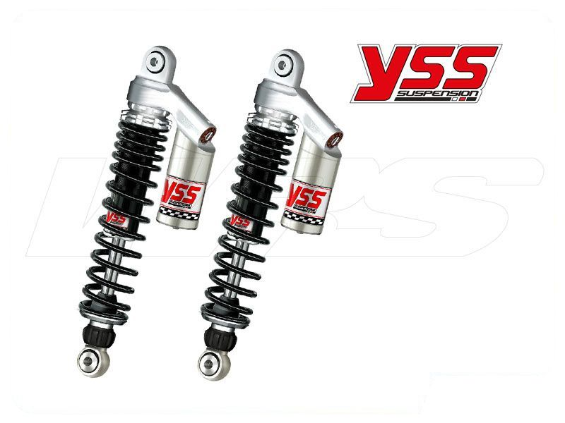 SHOCK ABSORBERS YSS HUSQVARNA CR 500 84-89 RG366-480TRC