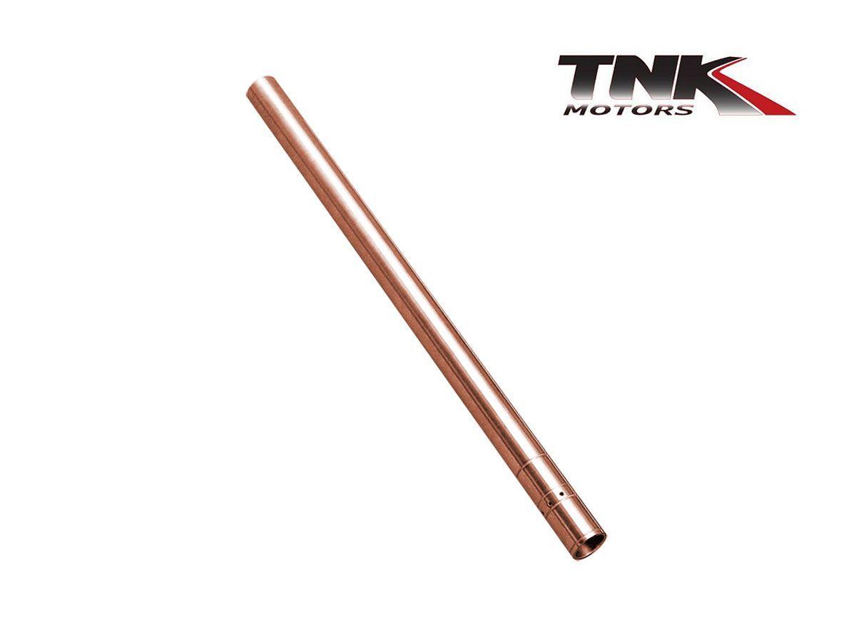TNK FORK TUBE TITANIUM RED KAWASAKI ZX-6R NINJA 636 2003