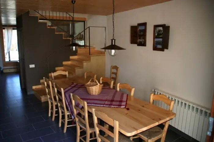 Casa rural lHereu en Montcorts del Pallars Lleida  Lrida