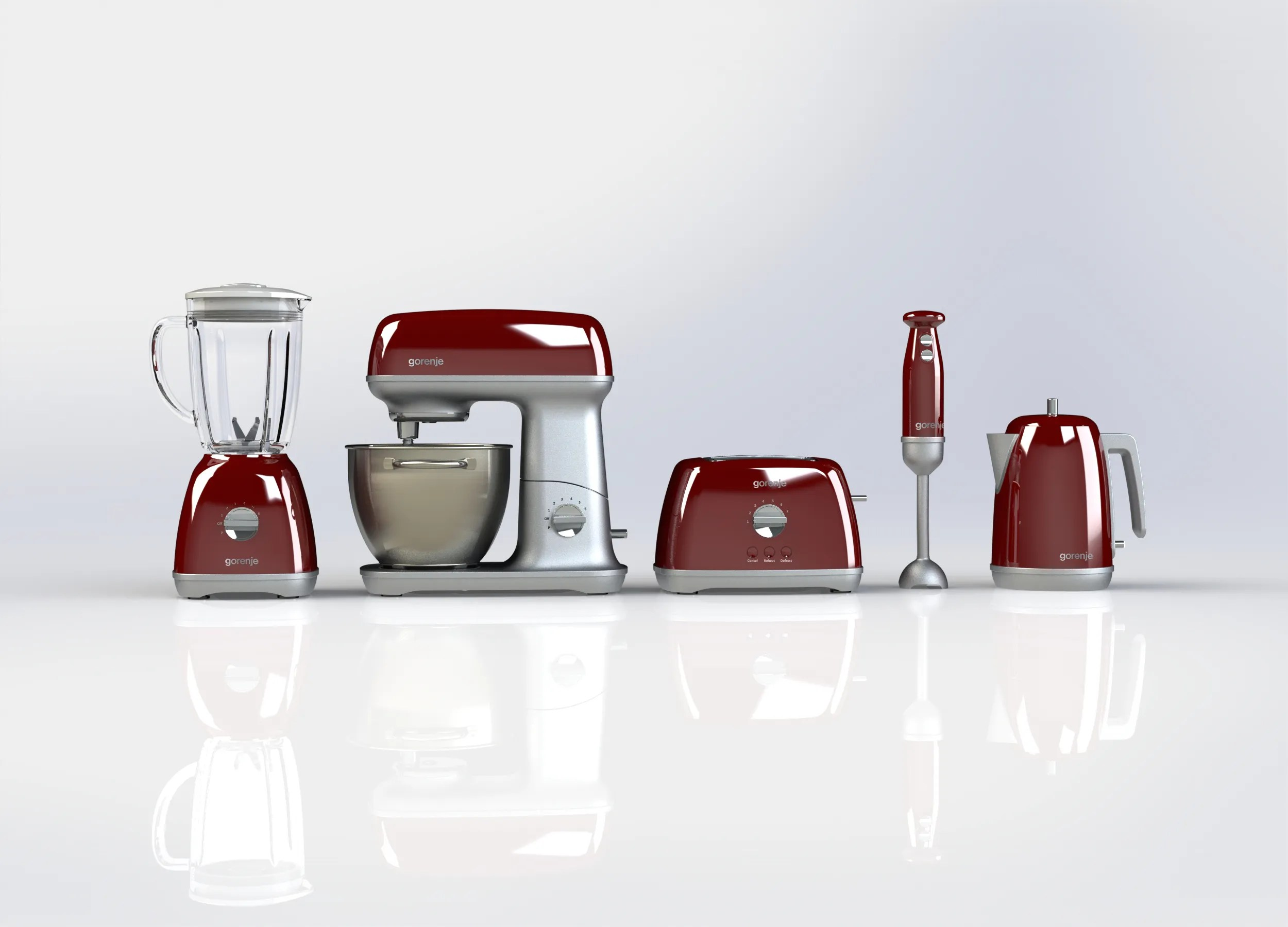 Innovative Small Kitchen Appliances Gorenje Group