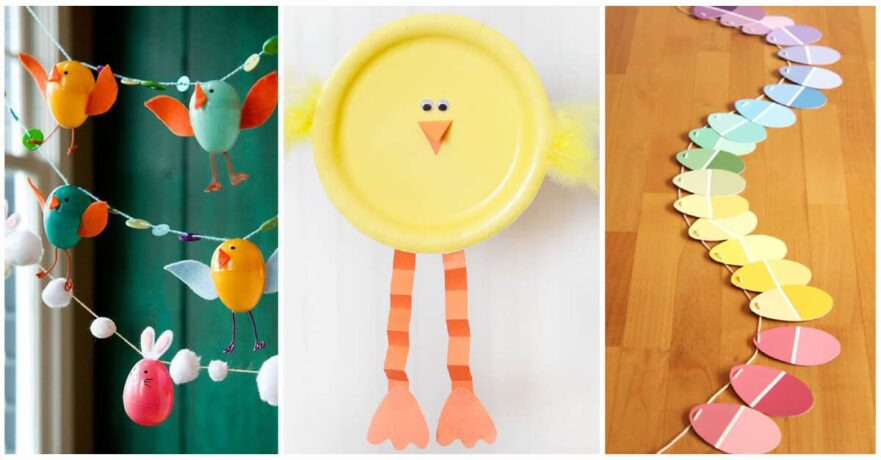 27 Easy Diy Craft Ideas For Kids To Get You And Your Family Into The Easter