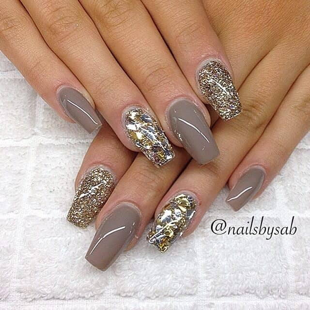 pic Elegant Neutral Nail Designs 50 creative styles for nude nails you