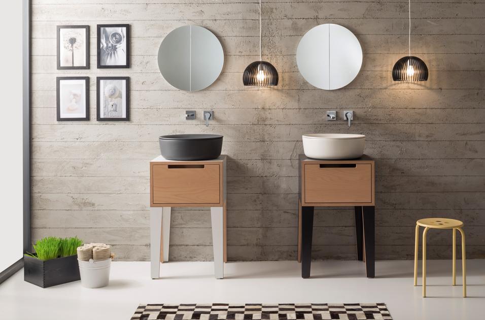 Un bagno da premio  LivingCorriere