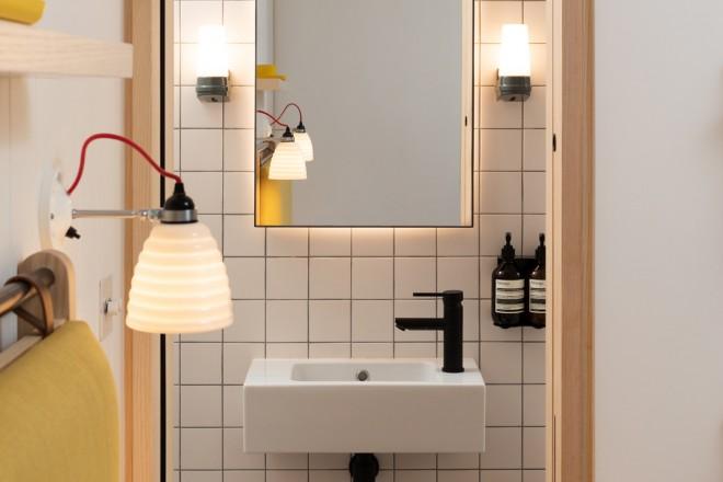 20 idee per arredare un bagno piccolo  LivingCorriere