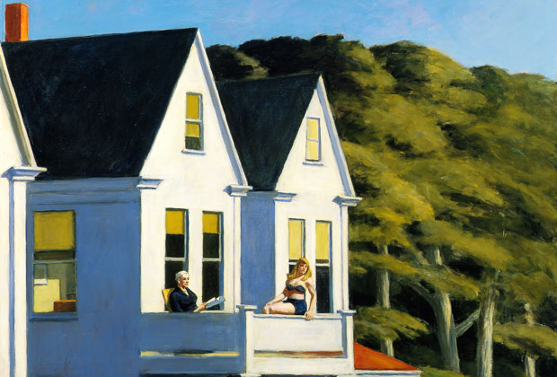 LAmerica di Edward Hopper  Living Corriere