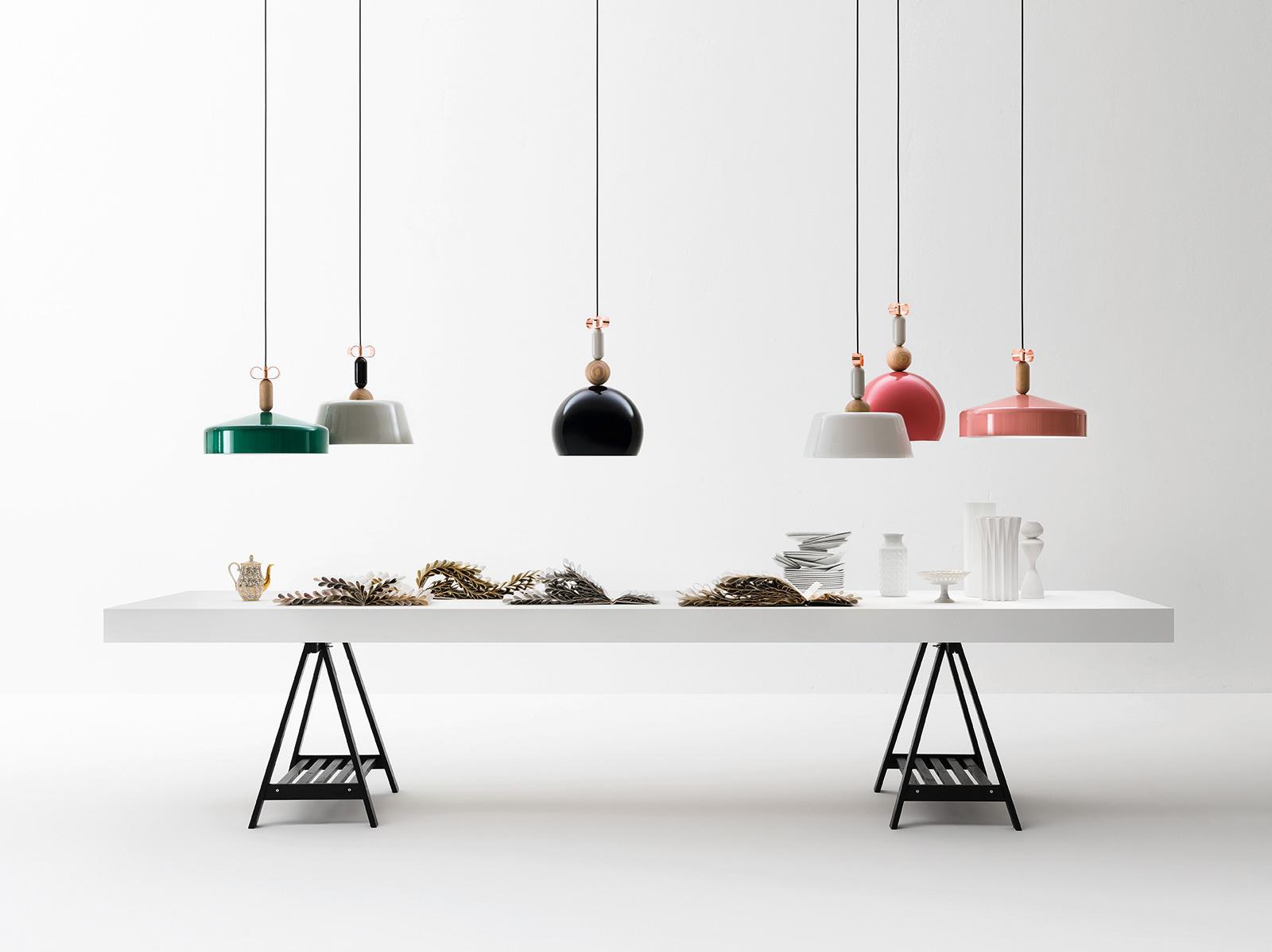 Le lampade di design per la cucina valorizzano il clima della stanza: Lampadari Cucina Living Corriere