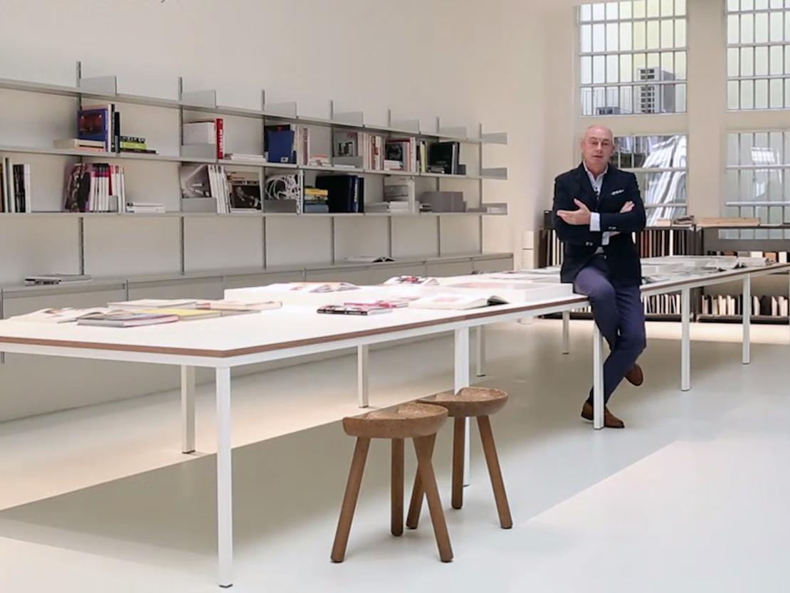 Il nuovo De Padova  Video  LivingCorriere