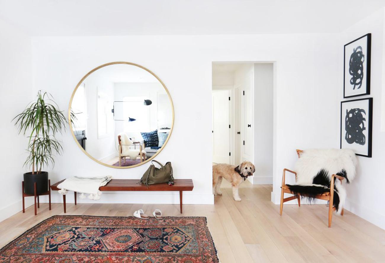 15 trucchi per far sembrare pi grande una stanza  Living Corriere